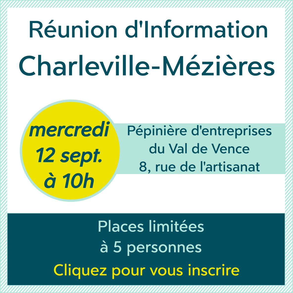 info coll Charleville 12septembre
