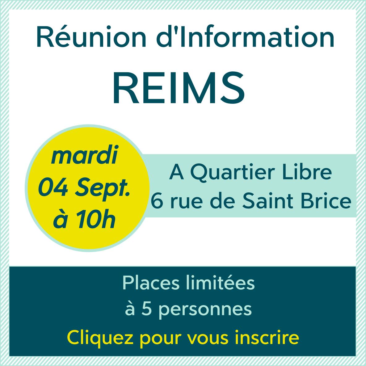 info coll Reims 04septembre