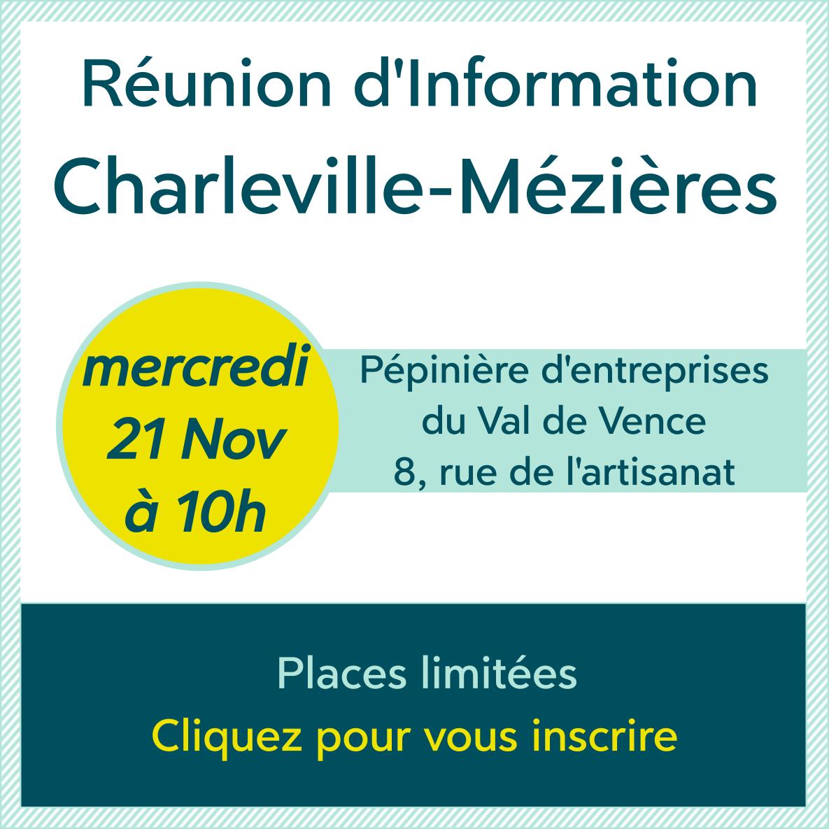 info coll Charleville 21nov