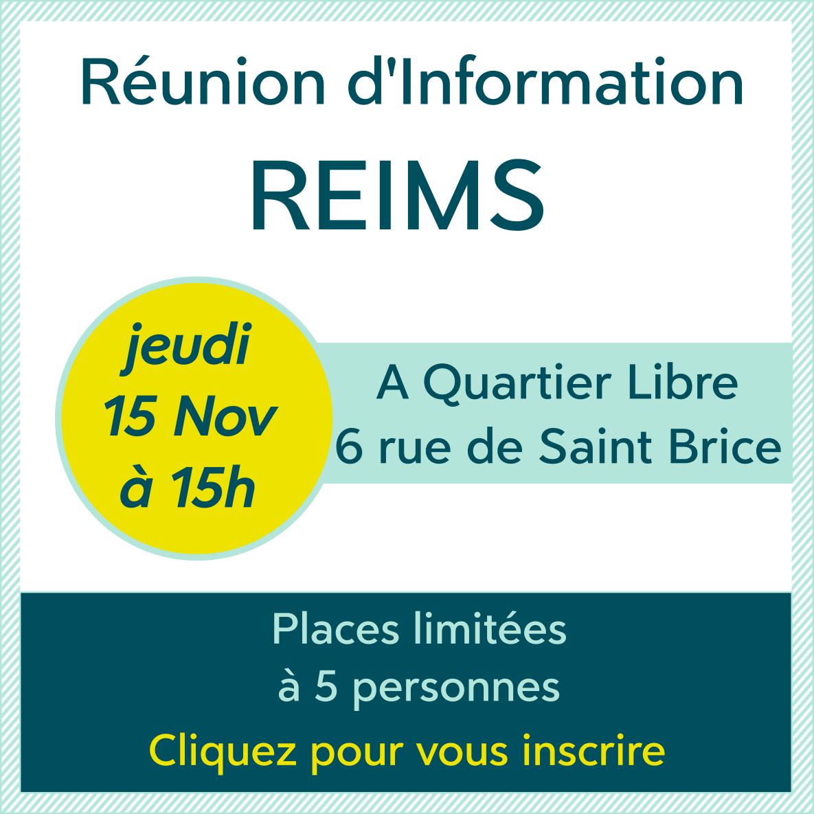 info coll Reims 15nov