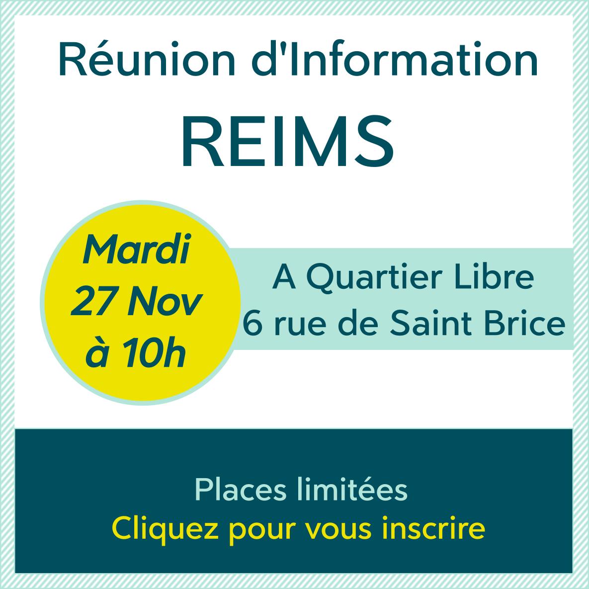 info coll Reims 27nov